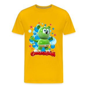 Gummibär Bubbles Men's Classic T-Shirt - Men's Premium T-Shirt