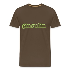 Ginsulin Mens Classic T - Men's Premium T-Shirt