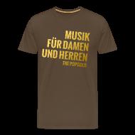 T-Shirts ~ Männer Premium T-Shirt ~ Artikelnummer 20986009
