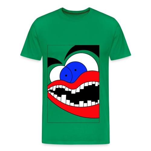 Tête - T-shirt Premium Homme