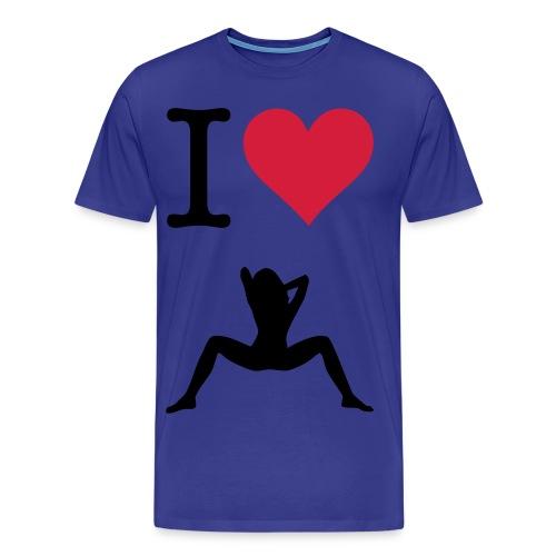 limited fu - Men's Premium T-Shirt