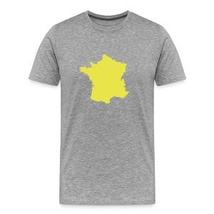 """Tour de France """"Gelbes Trikot"""" - Männer Premium T-Shirt"""