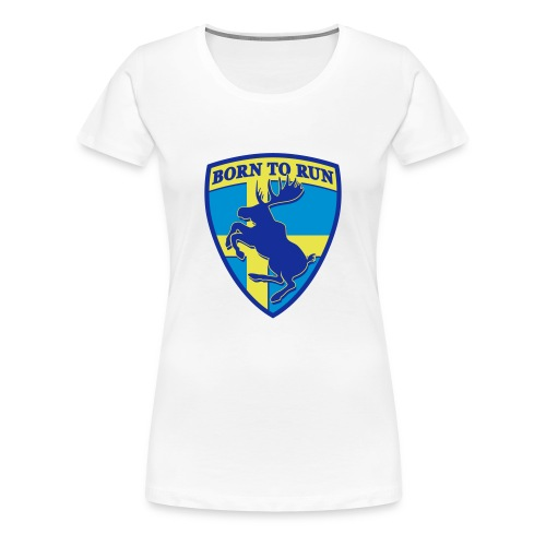 T-shirt femme - Elan cabré - T-shirt Premium Femme