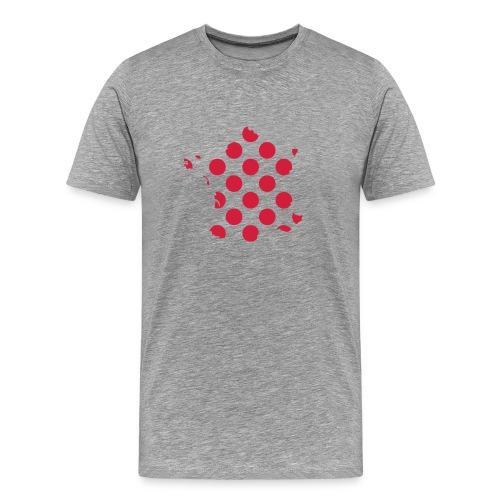 """Tour de France """"Bergwertung"""" - Männer Premium T-Shirt"""