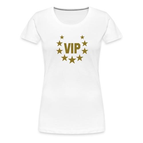 VIP 7767 - Frauen Premium T-Shirt