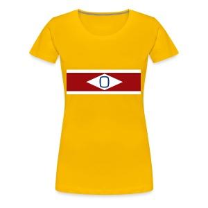 Skorstein for jenter - Premium T-skjorte for kvinner
