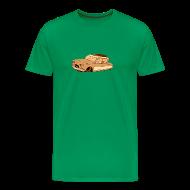 Tee shirts ~ T-shirt Premium Homme ~ Leadsled Sepia