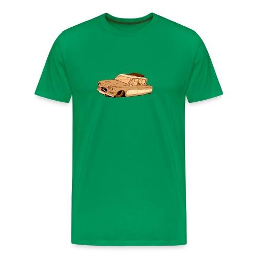 Leadsled Sepia - T-shirt Premium Homme