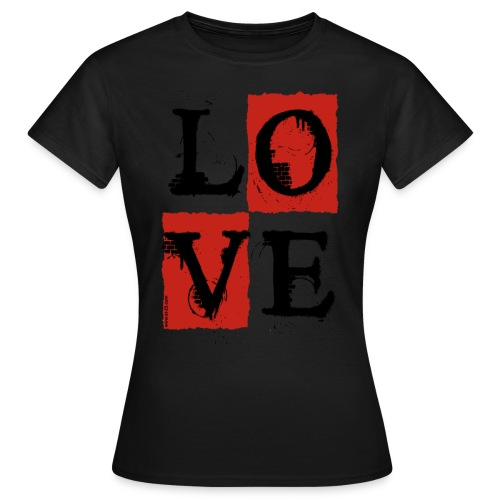 Love - Frauen T-Shirt