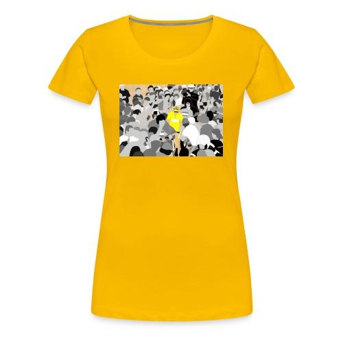 Tour de France - dames - Vrouwen Premium T-shirt