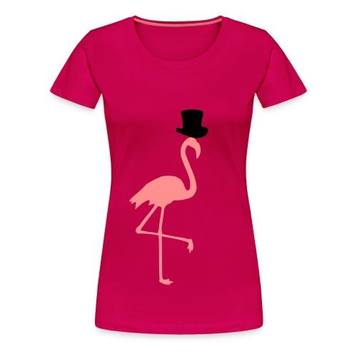 Flamingo T-Shirt - Women's Premium T-Shirt