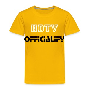 Kids HDTVofficialify t-shirt - Kids' Premium T-Shirt