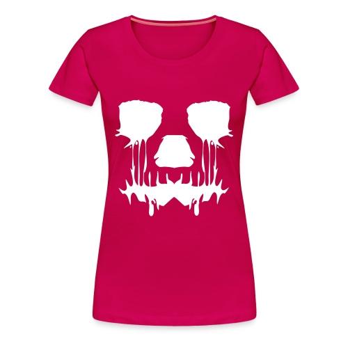 SKULL BIO - Women's Premium T-Shirt