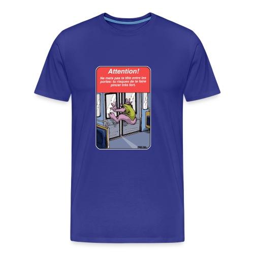 Defectuous Product.001 - T-shirt Premium Homme