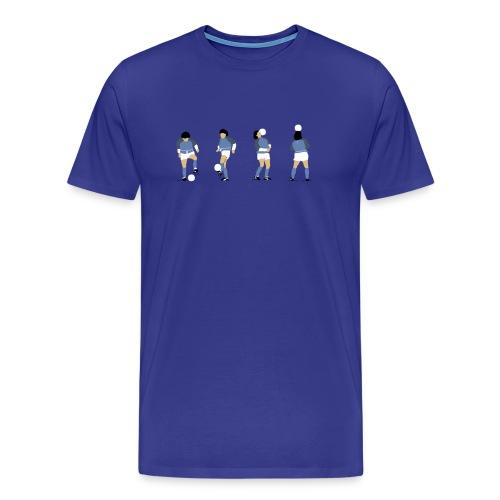 Maradona - heren - Mannen Premium T-shirt
