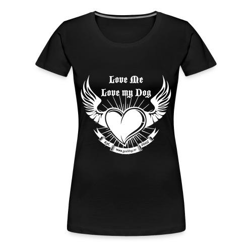 GoodGirl Top  - Women's Premium T-Shirt