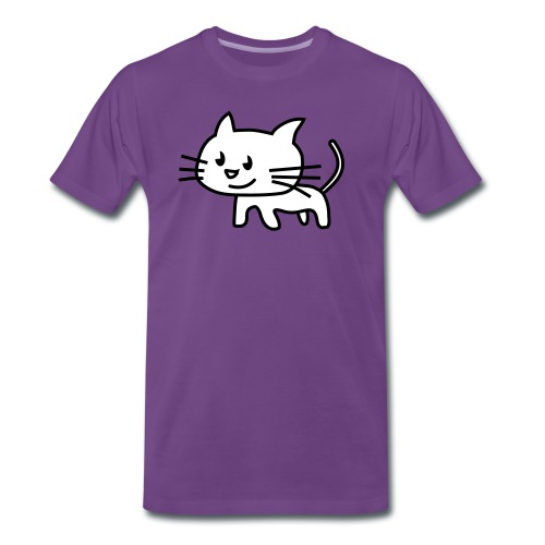 Kitteh Tee - Men's Premium T-Shirt