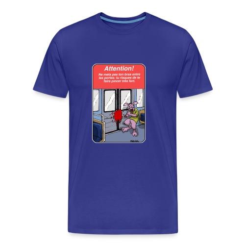 Defectuous Product.002 - T-shirt Premium Homme