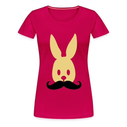Rabbit T-Shirt - Women's Premium T-Shirt