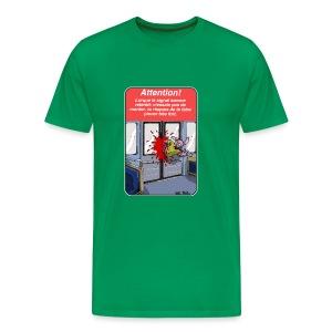 Defectuous Product.003 - T-shirt Premium Homme