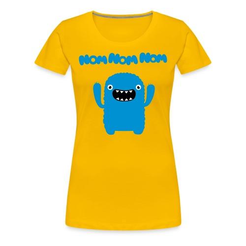 nom - Women's Premium T-Shirt