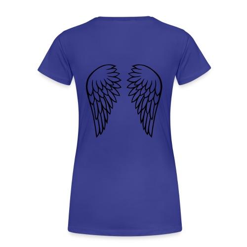 angel - Vrouwen Premium T-shirt