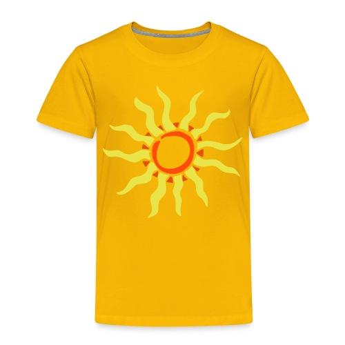 Sonnen Shirt - Kinder Premium T-Shirt
