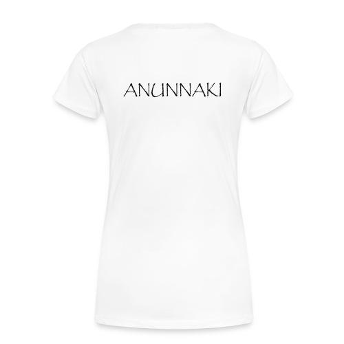 ANUNNAKI - Maglietta Premium da donna