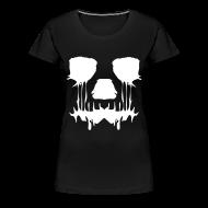 T-Shirts ~ Women's Premium T-Shirt ~ SKULL BIO