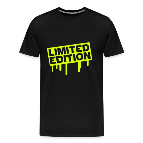 Limited Edition tshirt - Men's Premium T-Shirt