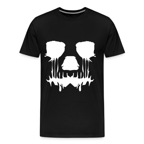 SKULL BIO - Men's Premium T-Shirt