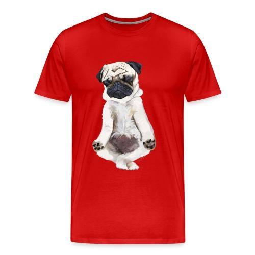 Jogamopsi - Männer Premium T-Shirt