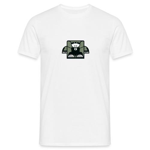Bomb Squad - Mini Series - Men's T-Shirt