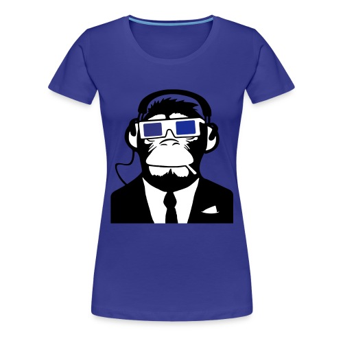 Mokey Music - T-Shirt - Frauen Premium T-Shirt