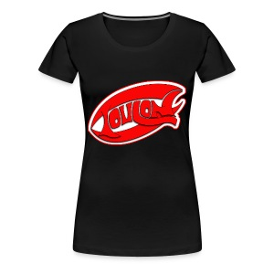 Lettrage Toulon - T-shirt Premium Femme