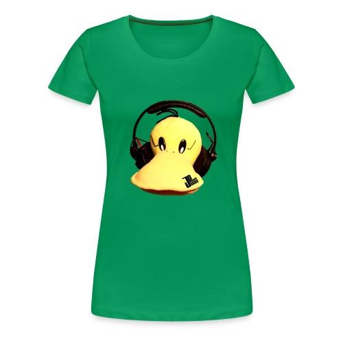 Jaques Raupé Ente  - Frauen Premium T-Shirt