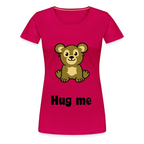 Cute Bear Top - Women's Premium T-Shirt
