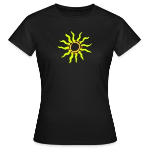 Sonnen Shirt - Frauen T-Shirt