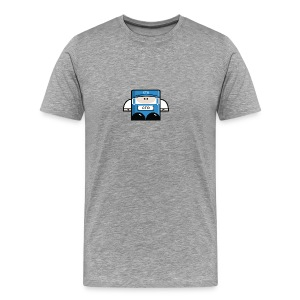 Chief Train Officer - Mini Series - Men's Premium T-Shirt