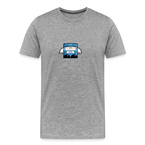 Chief Train Officer - Mini Series - Men's Premium T-Shirt
