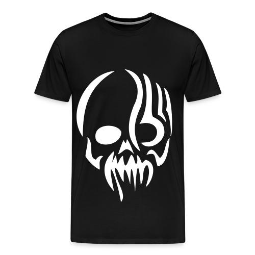 Death Skull - T-shirt Premium Homme