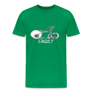 Tee shirts ~ T-shirt Premium Homme ~ THE BIKE