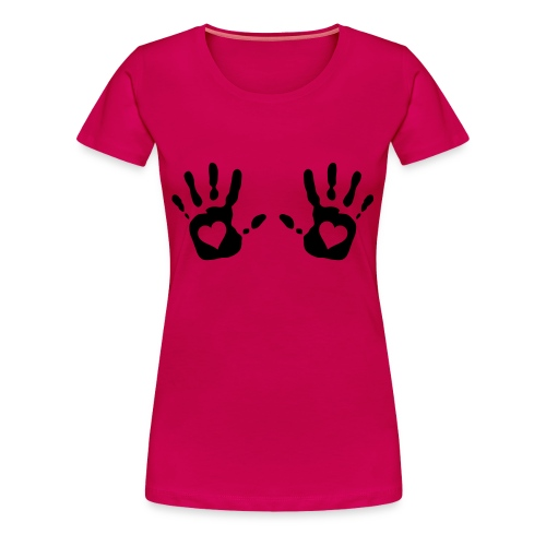 Lovely Hands - Women's Premium T-Shirt