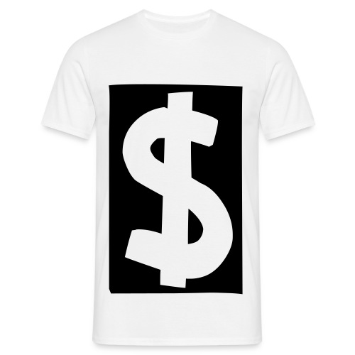 Dollar T-shirt - Men's T-Shirt