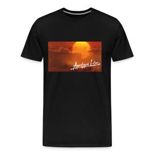 Apocalypse Later t-shirt (M) - Herre premium T-shirt