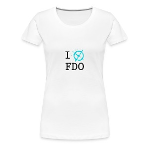 I X FDO - Woman - Women's Premium T-Shirt