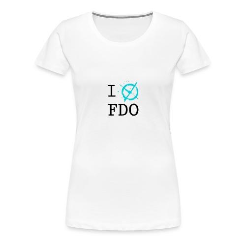 I X FDO - Woman - Women's Premium T-Shirt