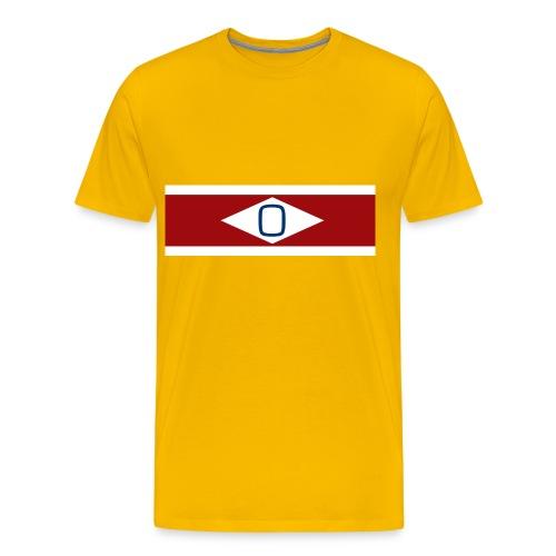 Skorstein t-skjorte for gutter - Premium T-skjorte for menn