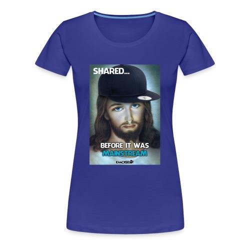 Jesus - Frauen Premium T-Shirt