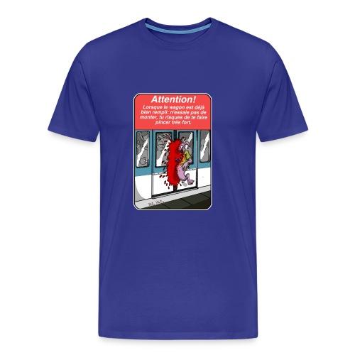 Defectuous Product.004 - T-shirt Premium Homme